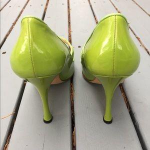 Manolo Blahnik Shoes - Manolo Blahnik patent leather pumps